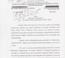 Documente exclusive. Doi secretari de stat de la Transporturi au preferat să-și dea demisia decât să transfere la DIICOT milioanele lui Gruia Stoica